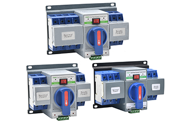 Dual Power Transfer Switch