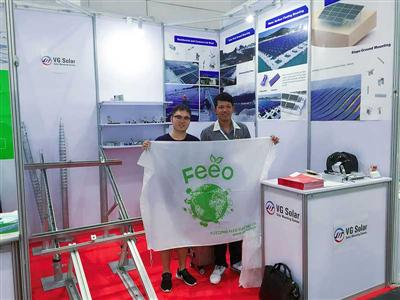 June 2016, Terence participated in the Thailand Renewable Energy Exhibition