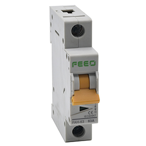 FAH-63 1P Mini Isolator Switch