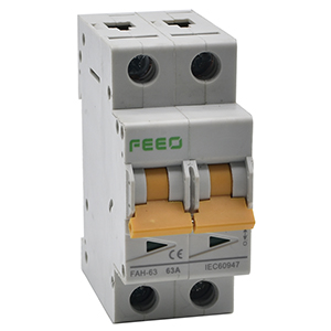 FAH-63 2P Mini Isolator Switch
