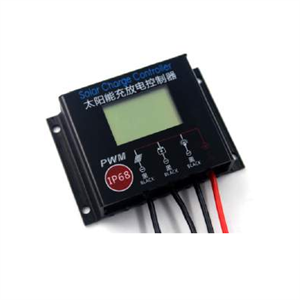 FSC-RCD Solar Charge Controller