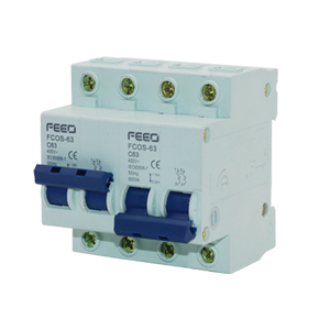 FCOS-63 Manual Transfer Switch