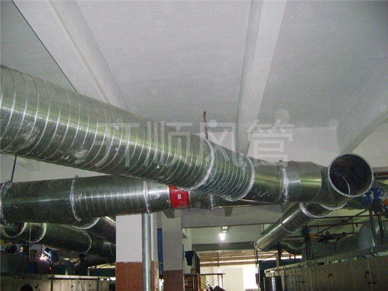Air duct installation drawing5